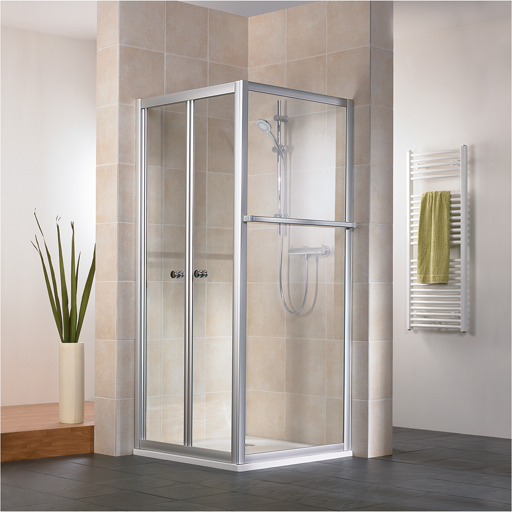 hsk duschkabinenbau kg | klapptür mit seitenwand - Dusche Klapptur