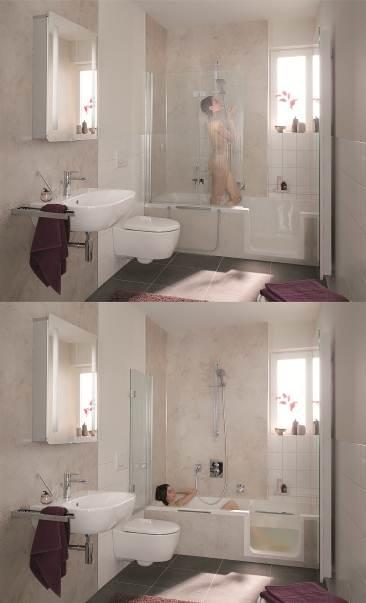 Duschen In Badewanne hsk die badexperten newsbereich duschen oder baden alles ist