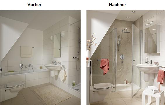 Hsk die badexperten newsbereich teil oder komplettsanierung - Wandplatten bad ...